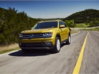 Photo of Volkswagen Atlas courtesy of Volkswagen.