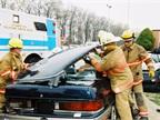 <p><strong><em>Photo of crash scene courtesy of NHTSA.</em></strong></p>