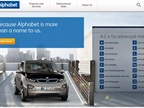 BMW Fleet Unit Not Selling Alphabet.com to Google