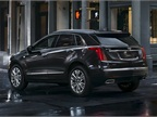 Photo of 2017 Cadillac XT5 courtesy of GM.