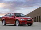 General Motors plans to recall 2011 and 2012 model-year Chevrolet Cruze sedans.