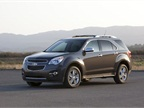 Photo of 2015 Chevrolet Equinox courtesy of GM.