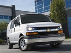Photo of Chevrolet Express van courtesy of GM.