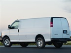<p><em>Photo of 2016 Chevrolet Express courtesy of GM.</em></p>