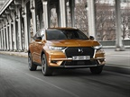 The DS 7 Crossback SUV will be the first vehicle from the automaker that will be equipped with the level-2 autonomy. Photo courtesy of PSA Group.