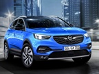 Photo of the Opel Grandland X courtesy of Opel.