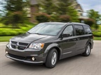 Photo of 2017 Dodge Grand Caravan courtesy of FCA.