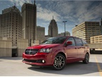 Photo of Dodge Grand Caravan courtesy of FCA US.