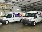 The 10 electric vehicles have been deployed to FedEx stations across Hong Kong. They allow the FedEx couriers to make a full eight-hour shift of deliveries before needing to recharge the vehicle.