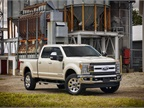 Photo of 2017 Super Duty courtesy of Ford.