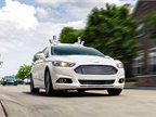 This year Ford will triple its autonomous vehicle test fleet. Photo courtesy of Ford.