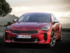 Photo of the 2018 Kia Stinger courtesy of Kia.