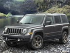 Photo of the 2016 Jeep Patriot courtesy of FCA.
