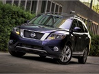 Photo of Nissan Pathfinder courtesy of Nissan.