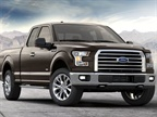 Ford has announced that the F-150 will be electrified by 2020. Pictured is a gasoline powered 2017 F-150 XLT courtesy of Ford.