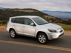 Photo of the RAV4 EV in 2012 courtesy of Toyota.