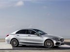Photo of 2015 C-Class courtesy of Mercedes-Benz.