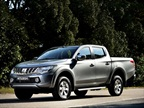 Mitsubishi Motors will debut the European-spec'd version of its L200 pickup truck launched in Thailand last year (pictured). The automaker expects to roll out the pick up to 150 countries. Photo: Mitsubishi Motors