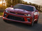 <p><strong>The newly unveiled 2016 Camaro.</strong> <em>Photo courtesy of General Motors</em></p>