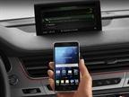 <p><em>2017 Q7 Audi connect plus smartphone pairing. Photo courtesy of Audi.</em></p>