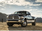 Photo of Ram 3500 courtesy of FCA US.