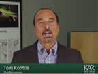 <p><em>Screenshot of Tom Kontos, chief economist, courtesy of KAR Auction Services.</em></p>
