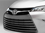 Photo of 2015 Camry XLE courtesy of Toyota.