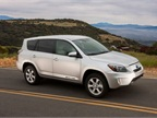 Photo of RAV4 EV courtesy of Toyota.