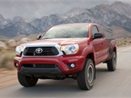 Photo of 2012 Tacoma courtesy of Toyota.