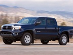 Photo of 2012-2015 Tacoma courtesy of Toyota.
