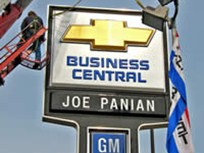 Michigan Chevrolet Dealer First to Show New Business Central Identity Workmen