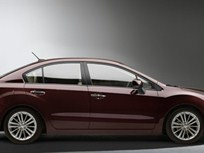 Subaru to Debut All-New 2012 Impreza at New York International Auto Show