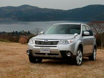 Subaru Releases First Photos of All-New 2009 Forester Crossover SUV