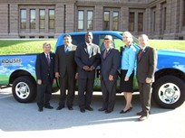 Texas Railroad Commission Promotes Greening of Fleets Through Propane Use