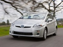 Production for 50-MPG 2010 Toyota Prius to Begin in April