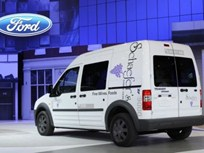 Ford Transit Connect Debuts at Chicago Auto Show