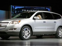 2009 Chevrolet Traverse Offers XM NavTraffic
