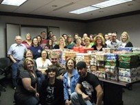 Fleet Response Third Annual Treasure Box Drive