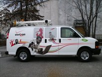 Verizon Rolls Out Hybrid-Powered Van Pilot Project