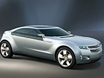 GM Unveils Volt All-Electric Concept