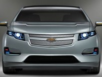 First Look at GM's Chevrolet Volt Revealed