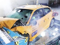 Volvo C30 Electric Undergoes Successful Crash Test