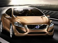 A Glimpse of the Next-Generation Volvo S60
