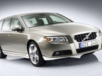 Volvo V70 and S80 Available With Five-Cylinder, 2.5L Turbocharged Flexifuel Engine