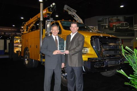 Ford F-Series Super Duty Selected 2008 Medium-Duty Truck of the Year - Top News - Vehicle ...