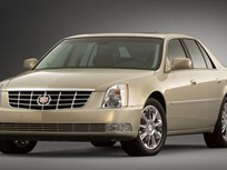 Cadillac DTS Named Most Dependable Large Premium Car