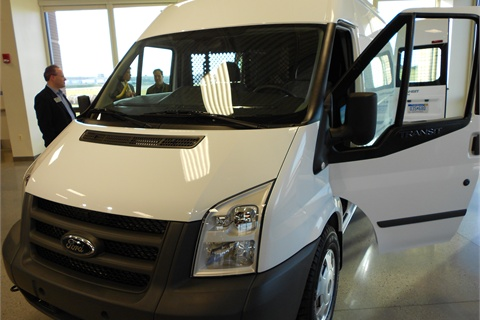The 2014 Ford Transit Connect Van - View the Transit Connect
