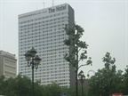 "The conference was held at Brussels"" famous The Hotel, a fixture in the city since the 1960s."