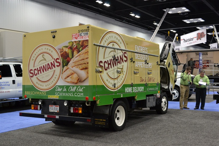 Schwan S Food Truck