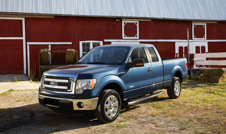 Blue Jeans Metallic Is One Of Three New Exterior Colors Ford